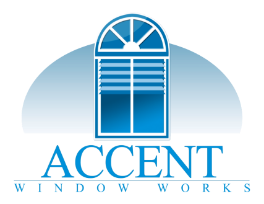 logo for accent window works