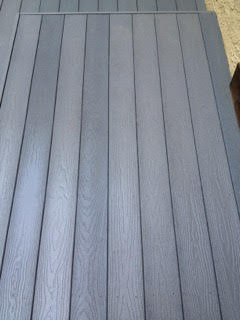 The same deck looks brand new