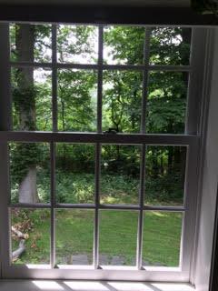 A brilliantly clear window