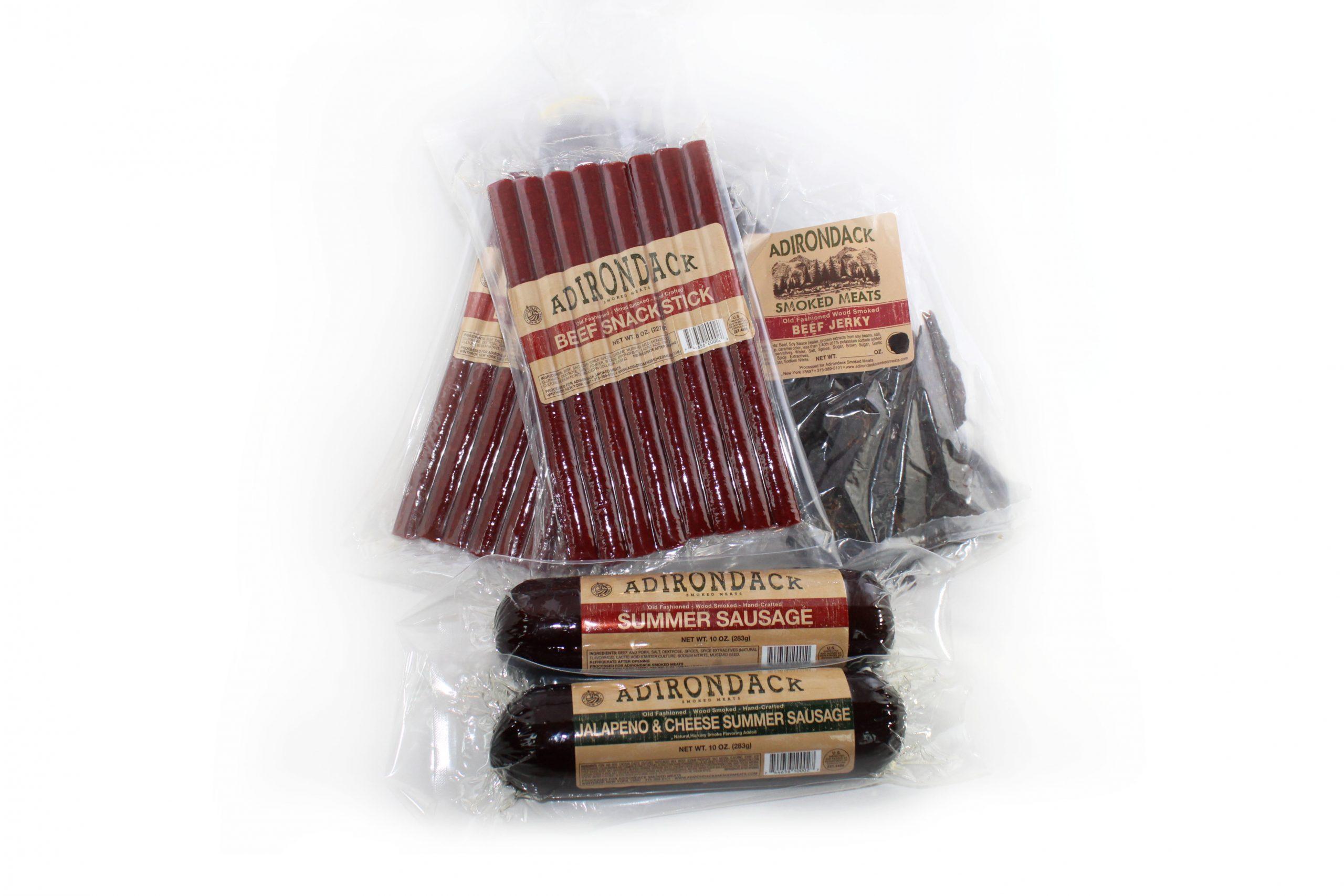 Adirondack Smoked Meat Sampler Pack