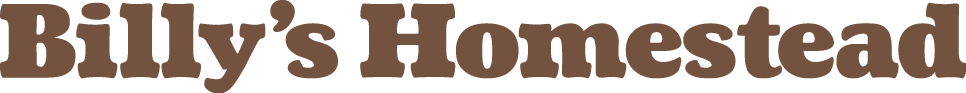 Billy's Homestead Logo