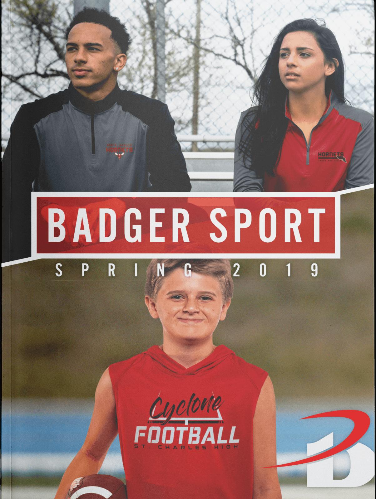 Badger Sport Spring 2019