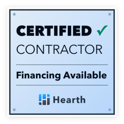 certified contractor hearth