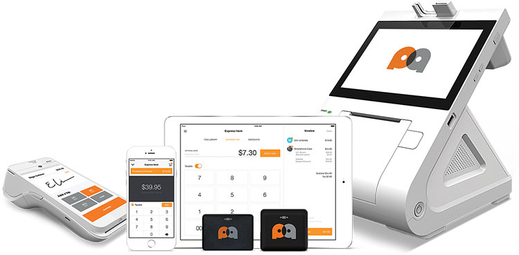PayAnywhere tablets
