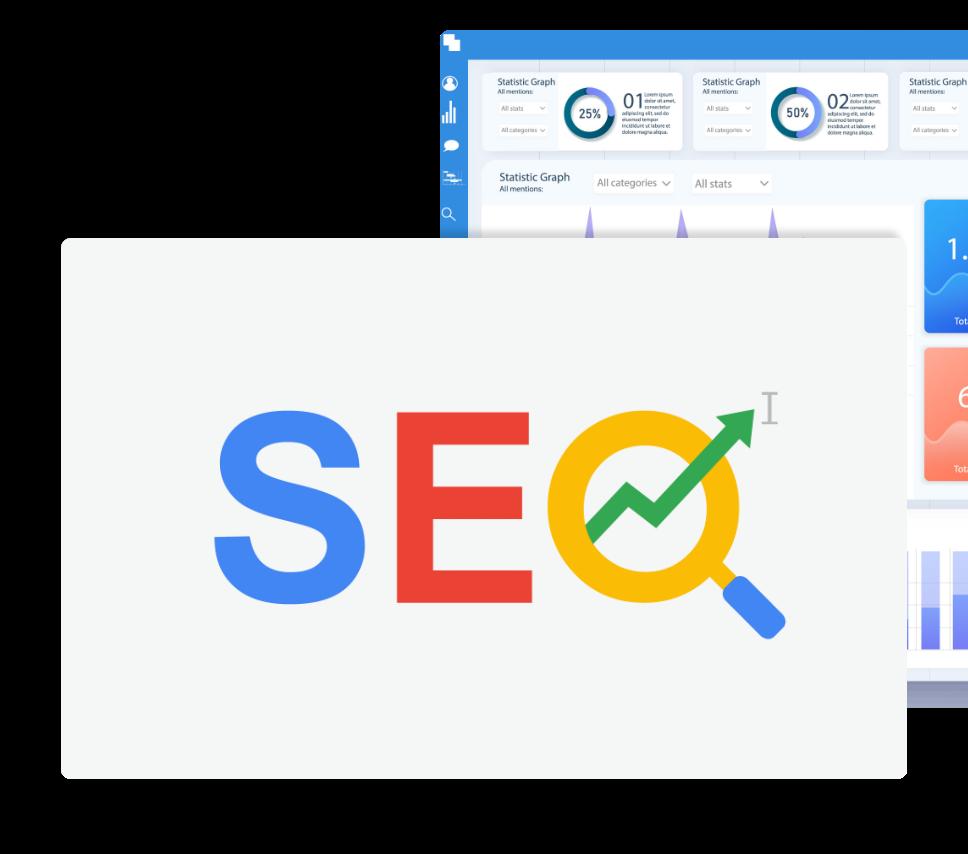 Website Seo Graphic