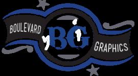 Boulevard Graphics logo