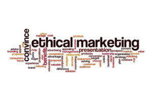 words that have to do with ethical marketing