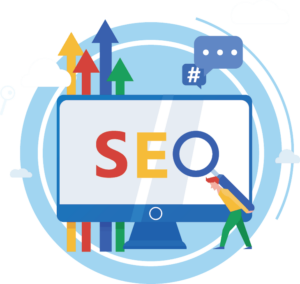an SEO infographic