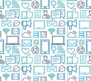 integrated social media and website traffic