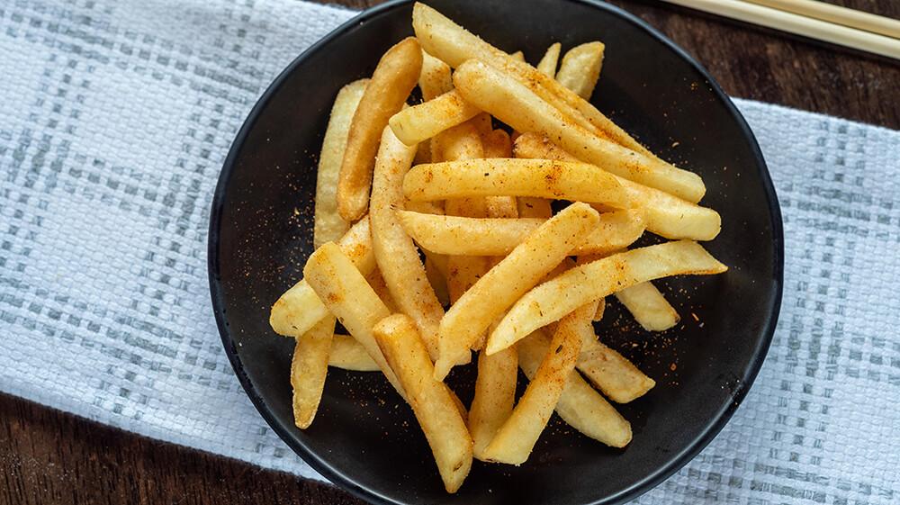 Kumo Cajun Fries