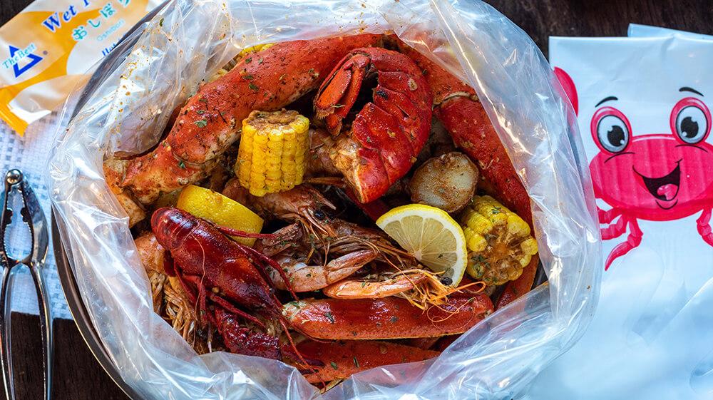 Kumo Cajun Seafood