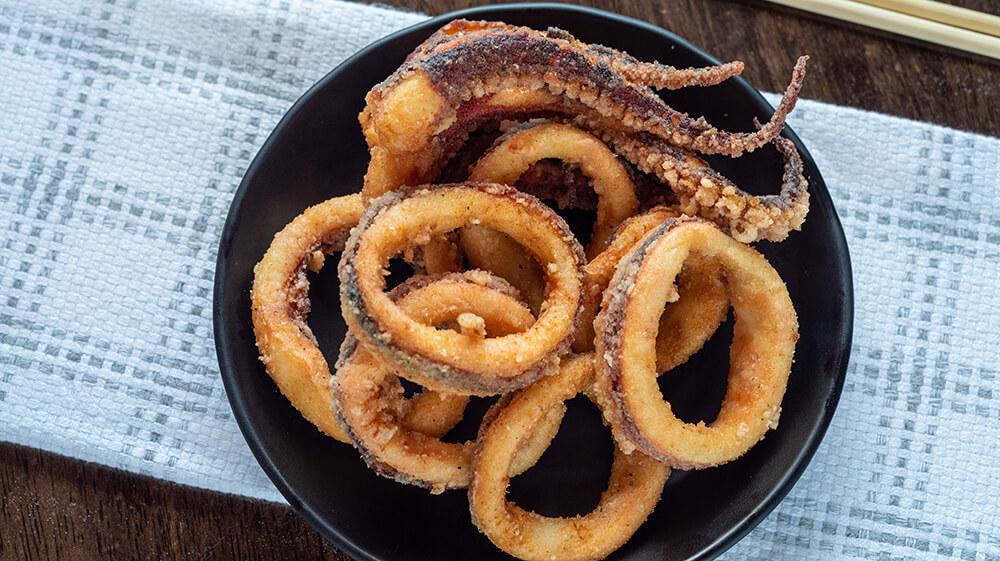 Kumo Fried Calamari