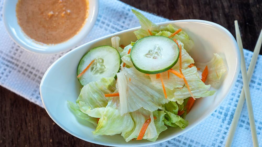 Kumo House Salad