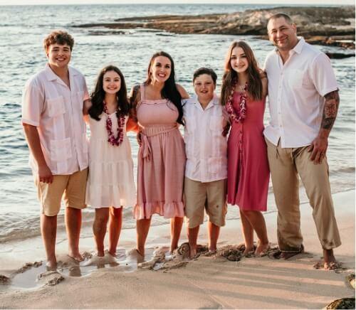 Jamie Black Family