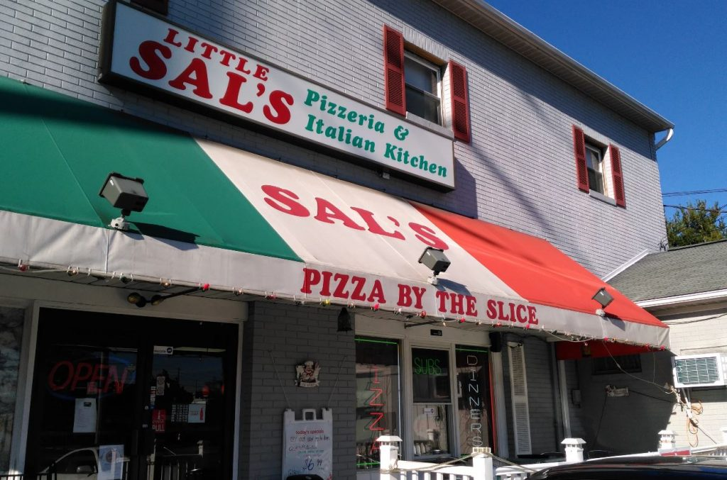 Little Sal's exterior