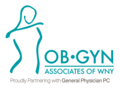 OB•GYN Associates of WNY Logo