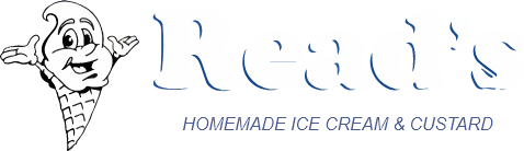 Read's Ice Cream Logo