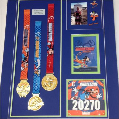 Mount of Medals and Awards