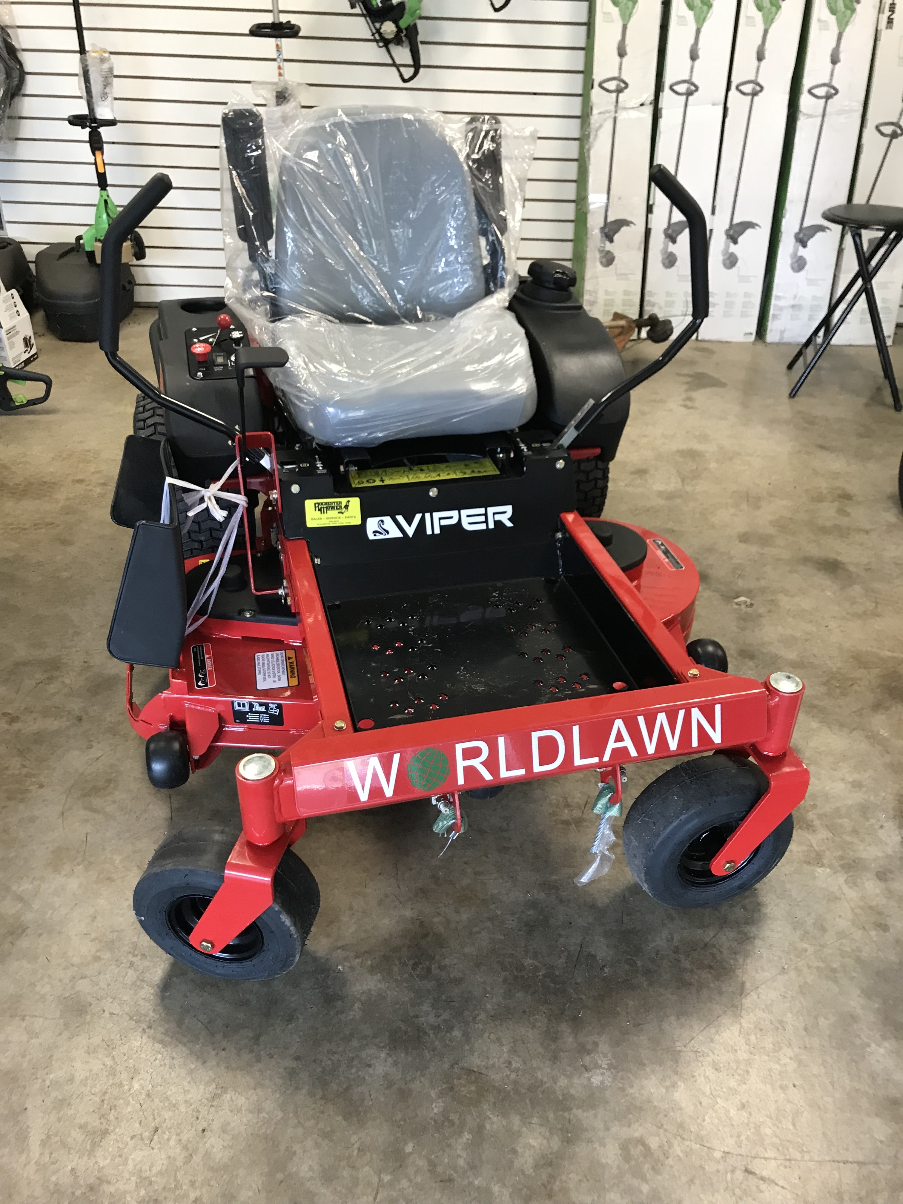 World Lawn Mower