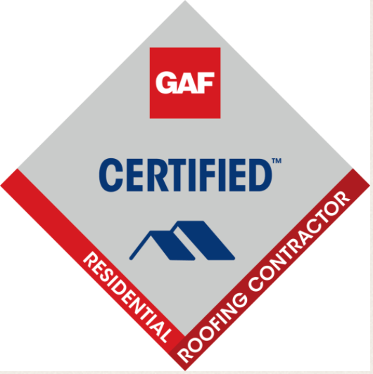 GAF Certification Badge