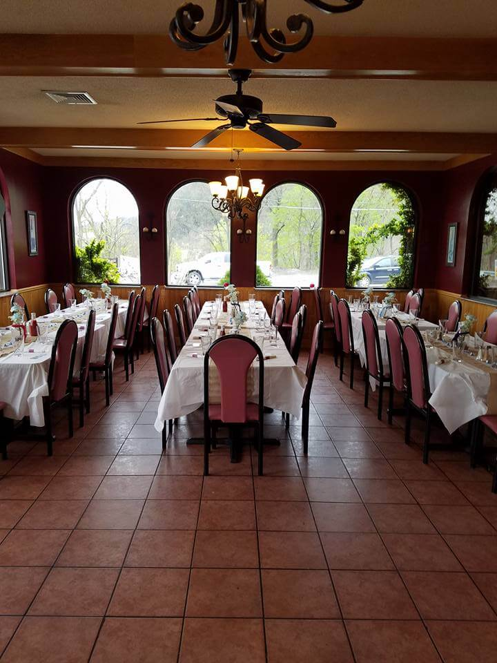 Sapore dining room