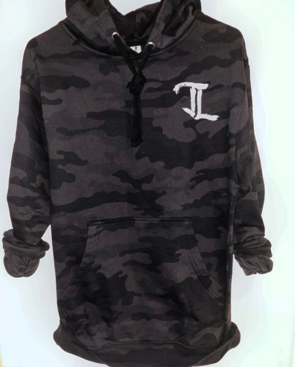 Team Lift Camo Hoody