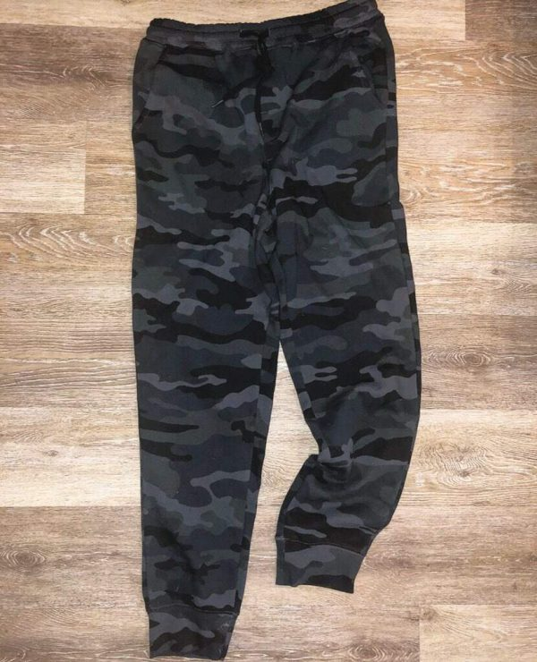 Team Lift Camo Sweat Pants